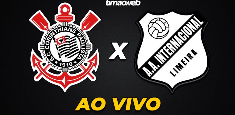 Corinthians x Inter de Limeira Ao Vivo