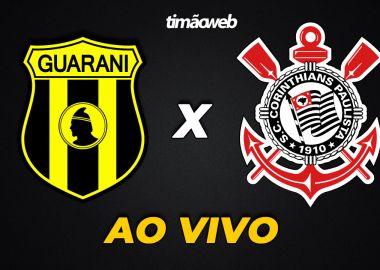 Guarani-PAR-x-Corinthians-Ao-Vivo