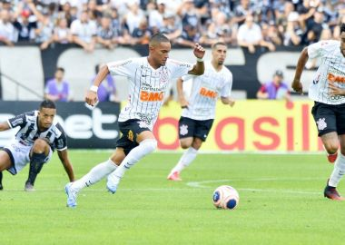 Madson - Corinthians x Inter de Limeira