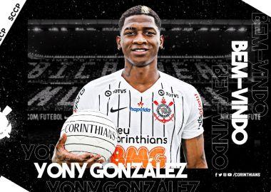 Yony Gonzales - Corinthians