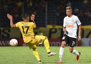 Cantillo - Guarani 1 x 0 Corinthians - Libertadores 2020