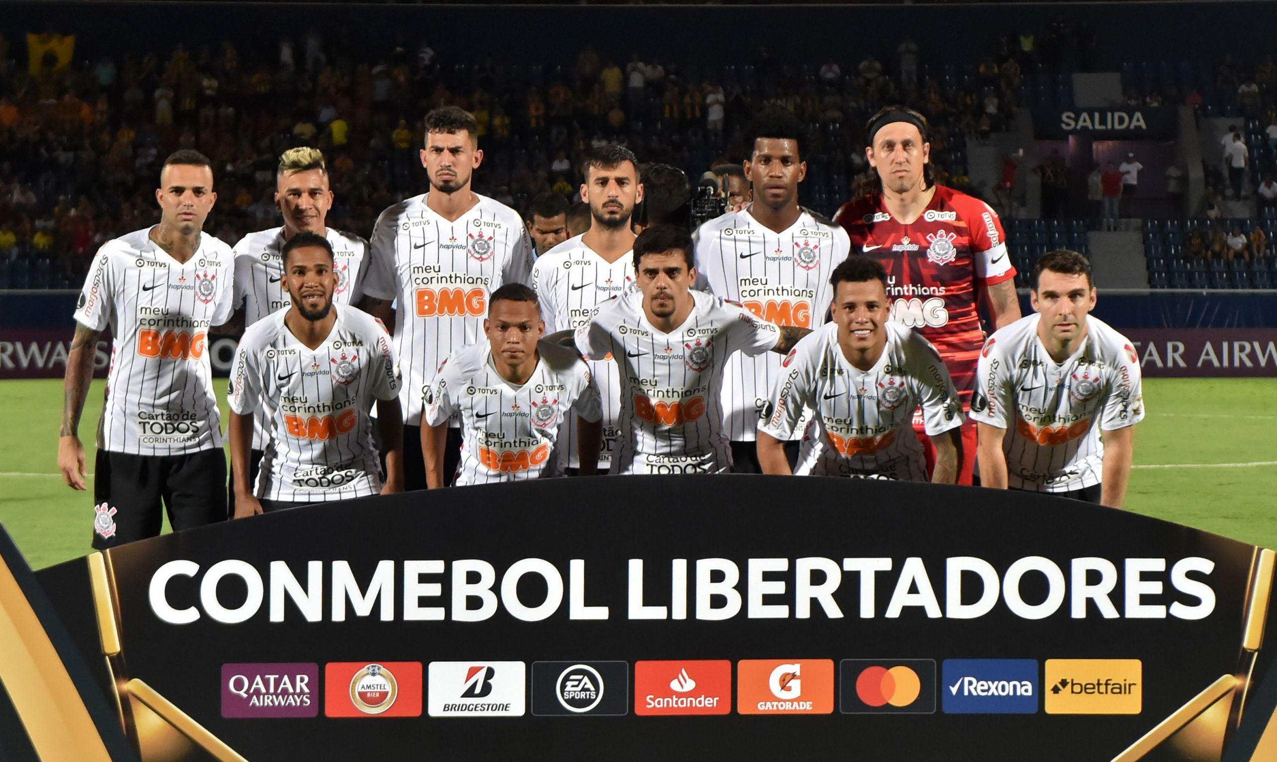 Guarani 1 x 0 Corinthians - Libertadores 2020