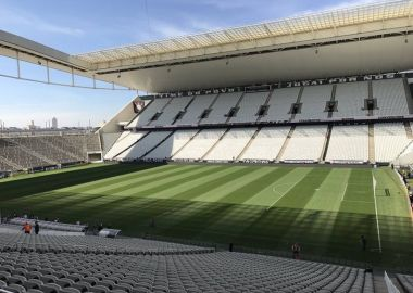 Arena Corinthians - Portoes Fechados