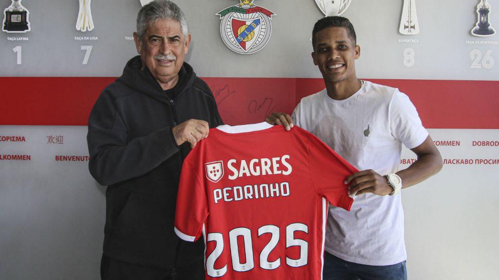 Benfica-Pedrinho