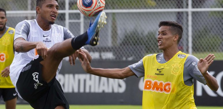 Ederson - Pedrinho - Corinthians