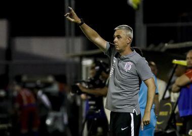Tiago Nunes - Treinador do Corinthians