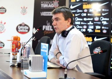 Andres Sanchez - Corinthians