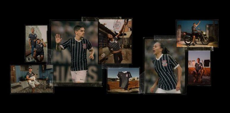 Corinthians - Nike - Camisa 2 2020