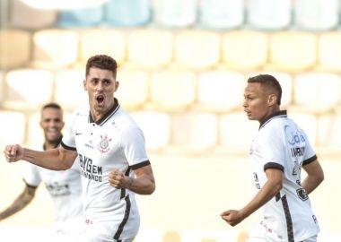 Danilo Avelar - Gol - Oeste x Corinthians