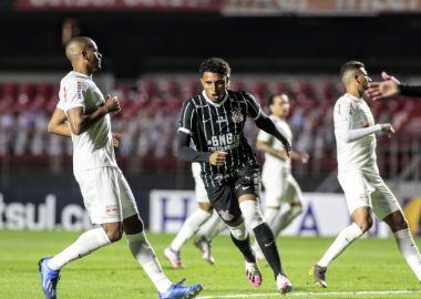 Ederson - Gol - RB Bragantino x Corinthians