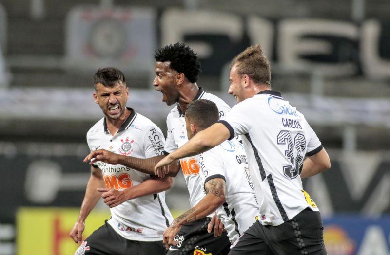 Gil - Corinthians x Palmeiras