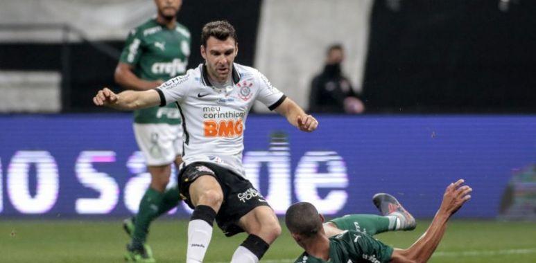 Mauro Boselli - Corinthians x Palmeiras