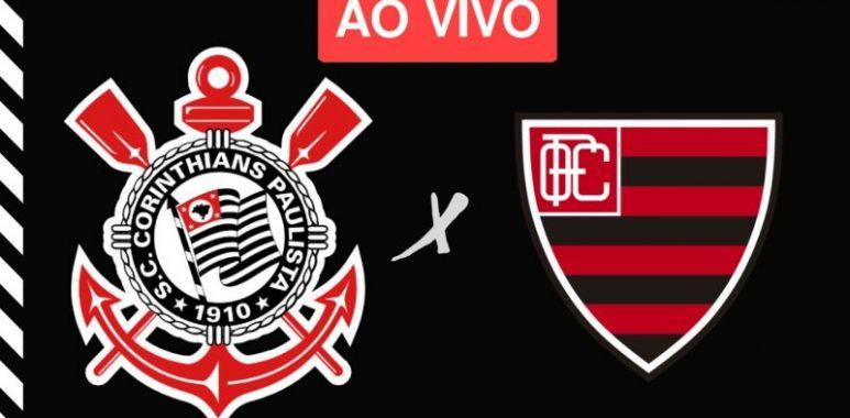 Oeste x Corinthians Ao Vivo