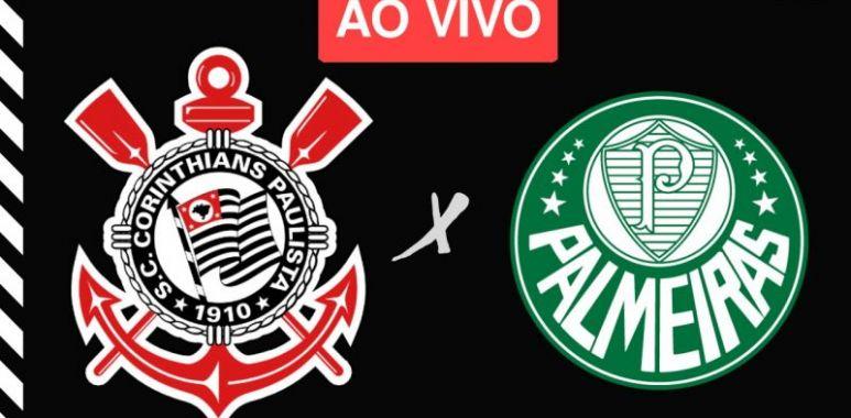 Corinthians x Palmeiras Ao Vivo