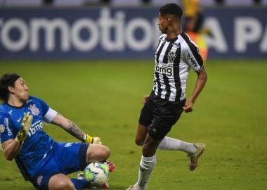 Cassio - Atlético-MG 3 x 2 Corinthians