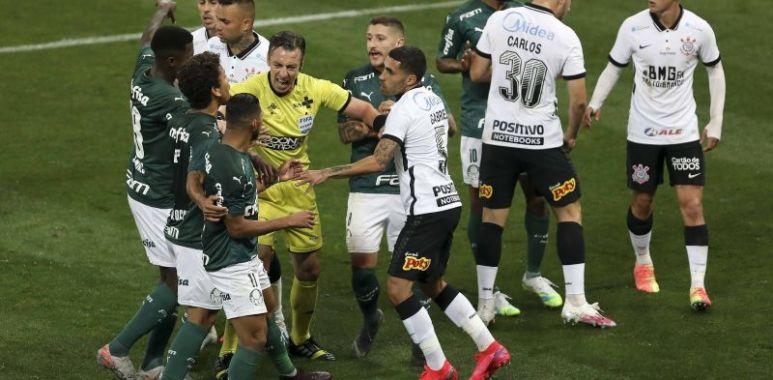 Corinthians x Palmeiras - Final Paulistão 2020