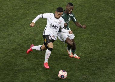Fagner - Palmeiras x Corinthians