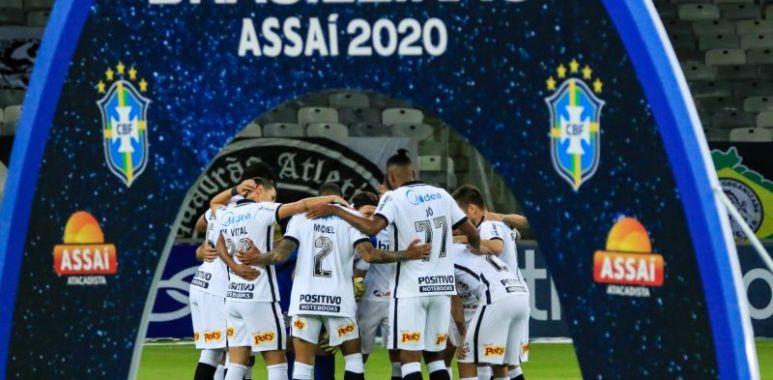 Escalação do Corinthians no Brasileirão
