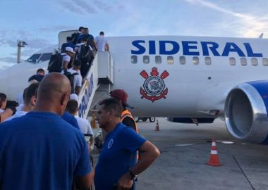 Aviao - Corinthians Sideral