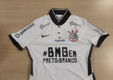Camisa - Corinthians - Final Paulistão 2020