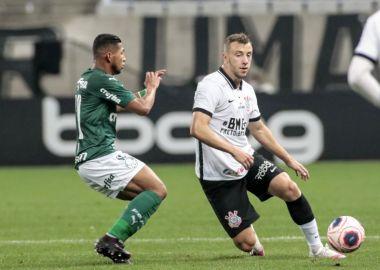 Carlos Augusto - Corinthians x Palmeiras