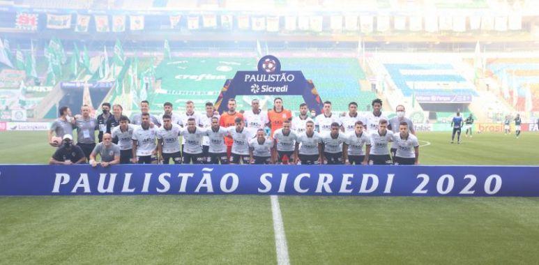 Corinthians - Campeonato Paulista 2020