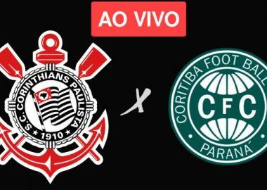 Corinthians x Coritiba Ao Vivo