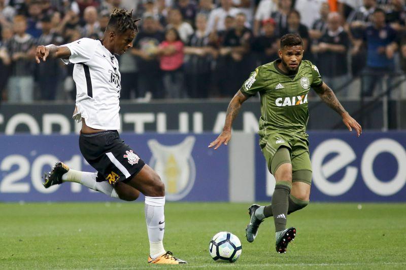 Corinthians x Coritiba Ao Vivo Brasileirão 2020