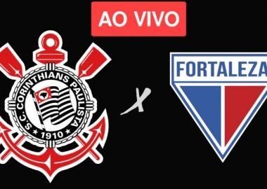 Corinthians x Fortaleza Ao Vivo