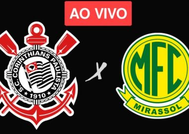 Corinthians x Mirassol Ao Vivo