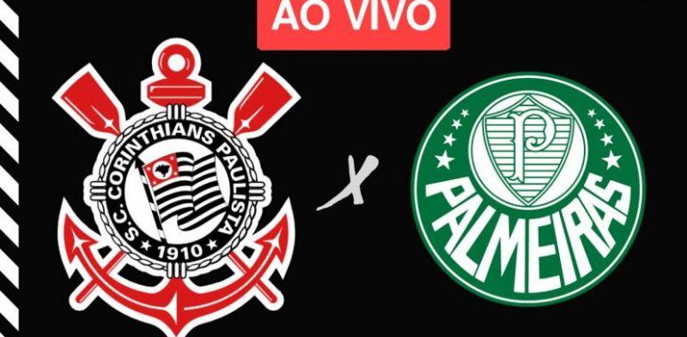 Corinthians x Palmeiras Ao Vivo - Final
