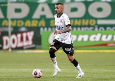 Luan - Corinthians x Palmeiras