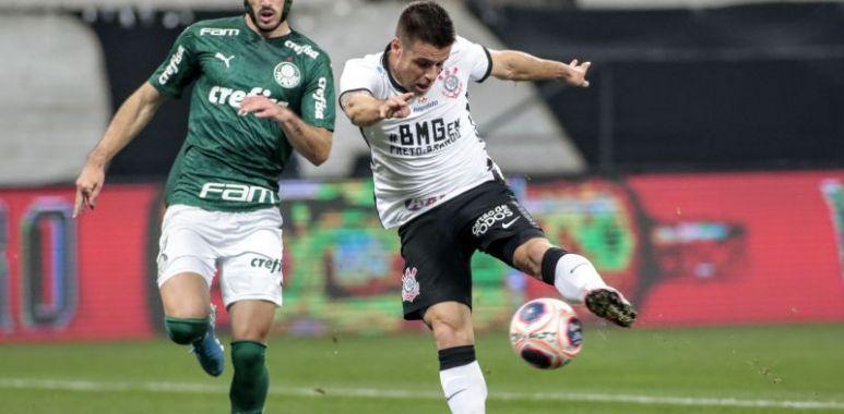 Ramiro - Corinthians x Palmeiras