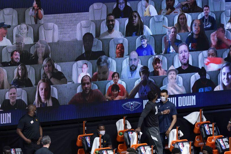 Torcedores Virtuais da NBA