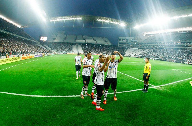 Corinthians x Palmeiras em 2014