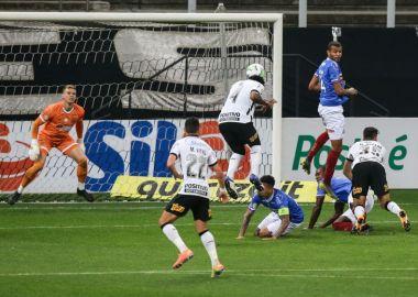 Gil - Gol - Corinthians x Bahia