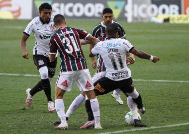 Fluminense x Corinthians - Otero