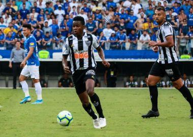 Juan Cazares - Atlético-MG - Corinthians