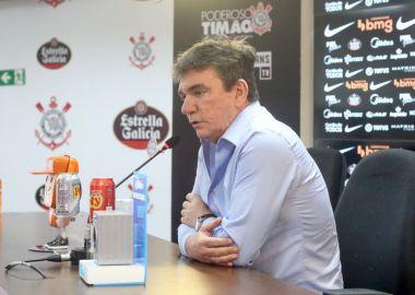Andres Sanchez - Corinthians - Entrevista