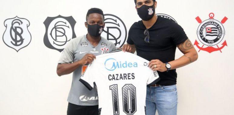 Cazares - Corinthians