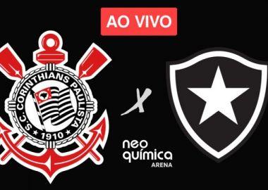 Corinthians x Botafogo Ao Vivo