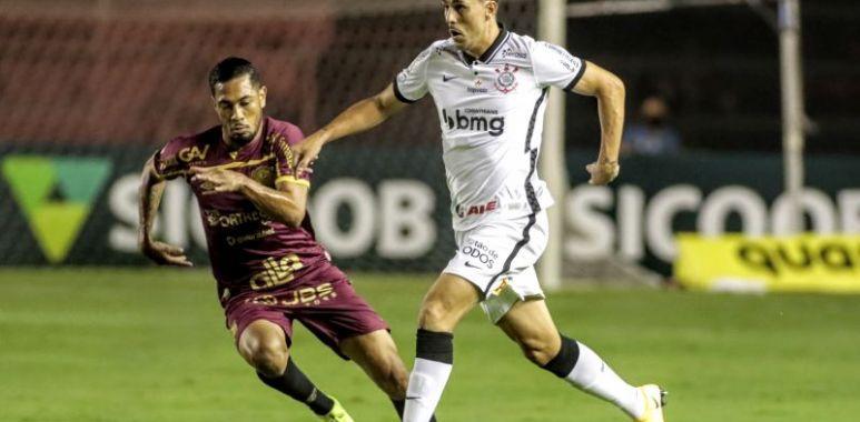 Danilo Avelar - Sport 1 x 0 Corinthians