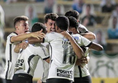 Goias 1 x 2 Corinthians - Brasileirão 2020