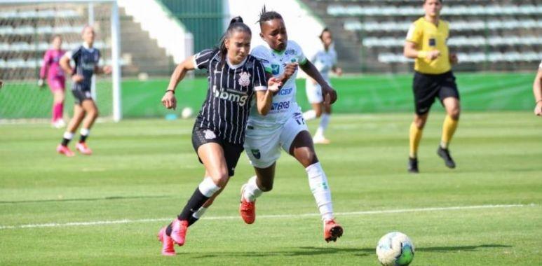 Minas 1 x 4 Corinthians - Brasileirão Feminino