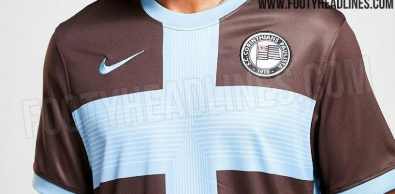 Nova Camisa 3 do Corinthians - Casuals