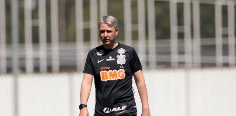 Tiago Nunes - Corinthians