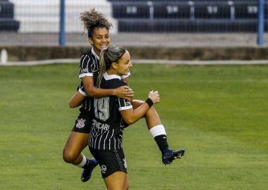 Corinthians Feminino - Crivelari