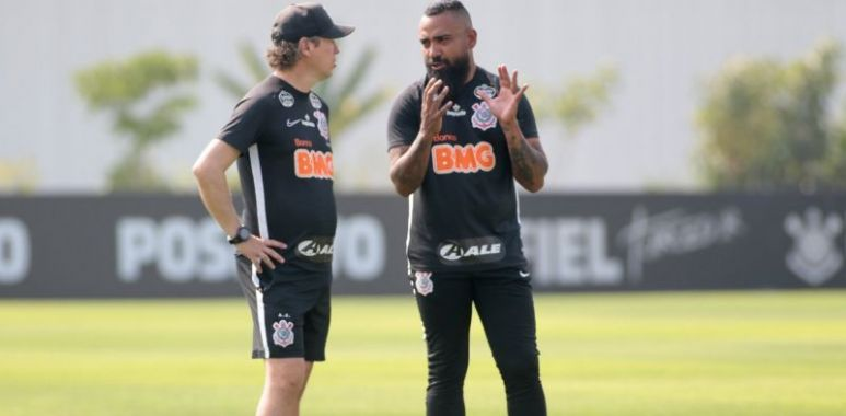 Anselmo Sbragia - Coelho - Corinthians