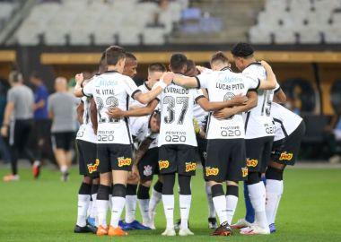 Corinthians - Jogadores - Escalação
