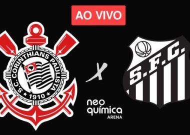 Corinthians x Santos Ao Vivo